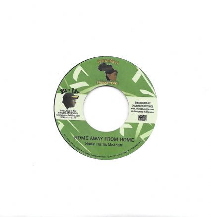 Nadia Harris McAnuff - Home Away From Home / Stone Rock Dub (Shamala Productions<onlyroots>) EU 7""